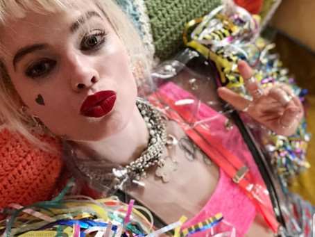 Harley Quinn is back!!!