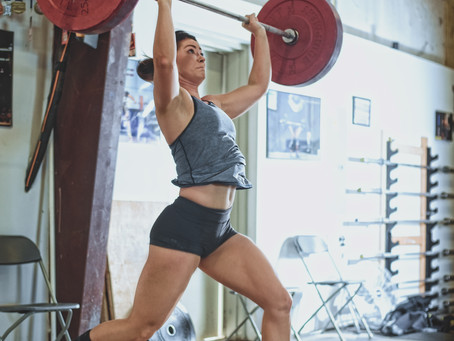 Snatch and Clean & Jerk for Athletes!