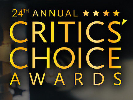 Lista de ganadores del 24th Critics' Choice Awards