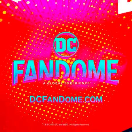 Resumen del DC FanDome