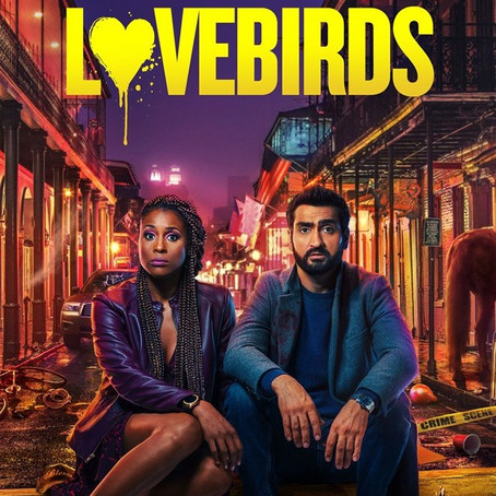 The Lovebirds | Mi opinión