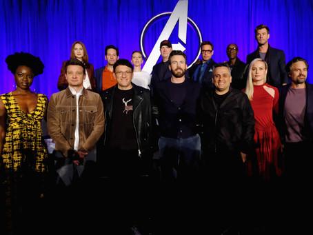 Vídeo y detalles del press conference de Avengers: Endgame