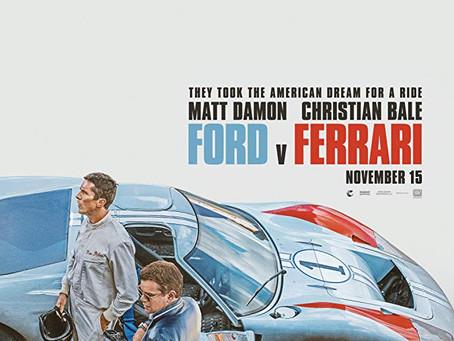Ford v Ferrari | Mi opinión