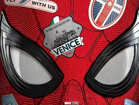 2do tráiler internacional de Spider-Man: Far From Home