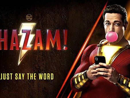Otro tráiler de Shazam