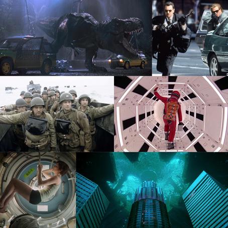 Quiero volver a ver estas películas en el cine