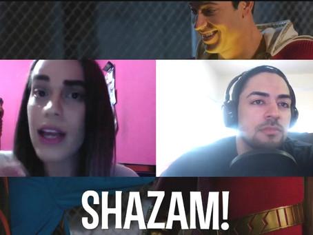 Mi 3er podcast | Shazam!