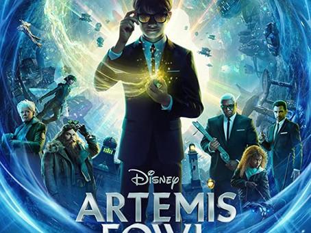 Artemis Fowl | Mi opinión