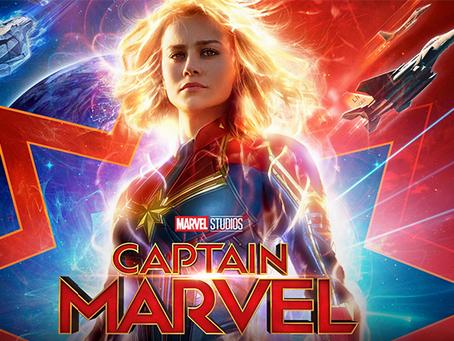 Captain Marvel | Mi opinión