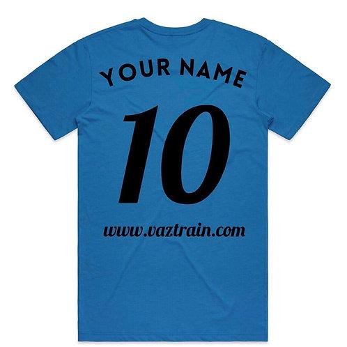 Vaz Train Personalized T-Shirt