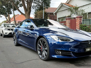 PLUGGED IN AND TURNED ON - TERRIFIC TESLA