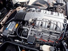 WORLD'S FASTEST PRODUCTION CAR – 1990 CORVETTE ZR-1