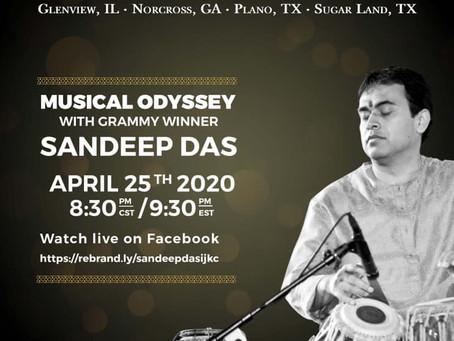 Virtual Concert: Ismaili Center