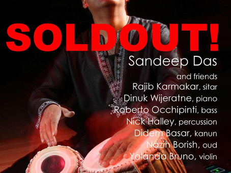 Soldout Concert at the Lunenberg Academy of Music Performance!