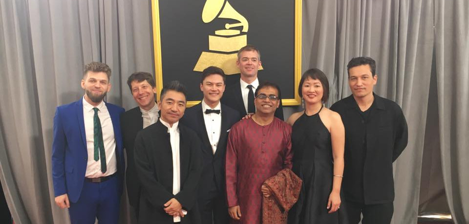 Grammy Award Ceremony with Silkroad (2017) | Best World Music Album