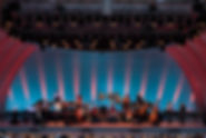 Yo-Yo Ma and the Silk Road Ensemble perform at he Hollywood Bowl in Los Angeles, Califoria.