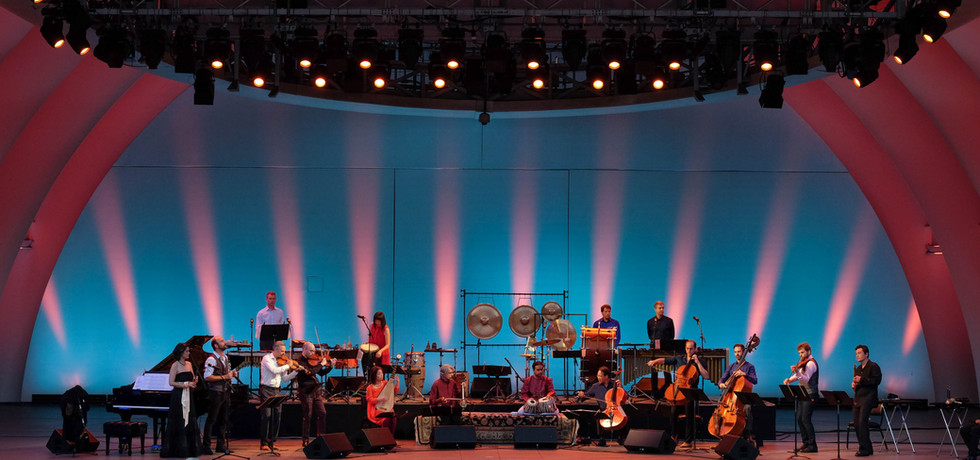 Silkroad Concert at the Hollywood Bowl (Sep. 2017)