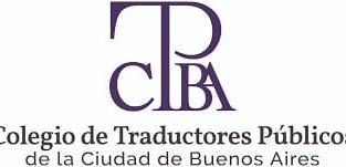 Colegio de Traductores Públicos de la Ciudad de Buenos Aires