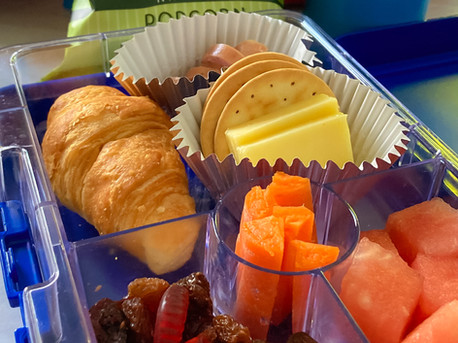 Back To School, Back To Reality - School Lunch Boxes
