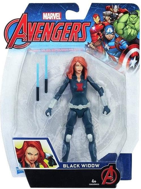 Marvel Avengers Black Widow 15cm