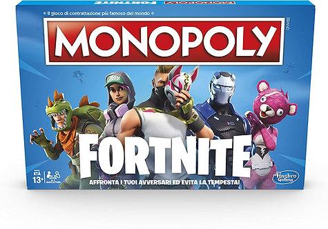 Hasbro Monopoly Fortnite Gioco da Tavolo E6603103