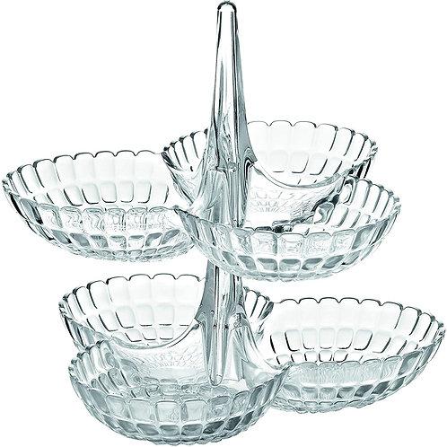 Guzzini 19920100 Set 2 Antipastiere Tiffany