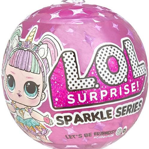 L.O.L Surprise! Sparkle con Sorprese e Accessori LLU77000