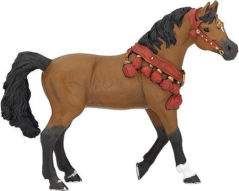 Papo 51547 Cavallo Arabo in Tenuta da Parata