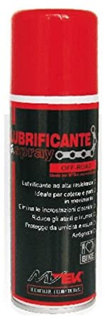 MvTek Lubrificante Spray off-Road 200ml