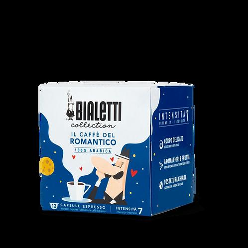 Bialetti 096080291/M Il Caffè Del Romantico 12 Capsule