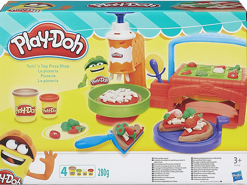Play-Doh B7418 La Pizzeria