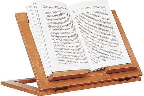 Foppapedretti 9900338206 Leggio Regolabile Reading Noce