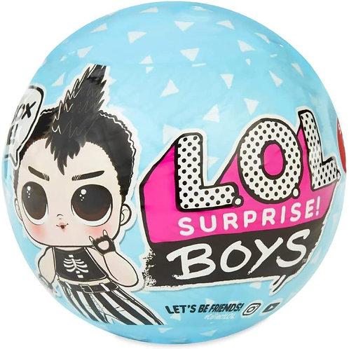 LOL Surprise Boys 7 Livelli di Sorpresa con Accessori LLU76000