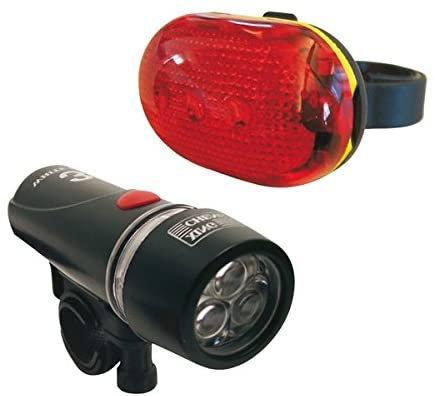 MvTek Kit Fanale Anteriore e Posteriore a LED (Kit Luci)