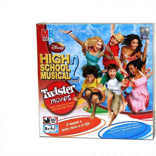 Hasbro 40475 Twister High School Musical 2
