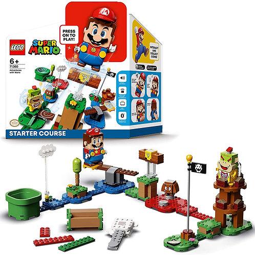 LEGO 71360 Super Mario Starter Pack Percorso di base