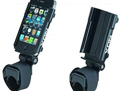 Xon Porta Smartphone Rigido Regolabile Per Bici