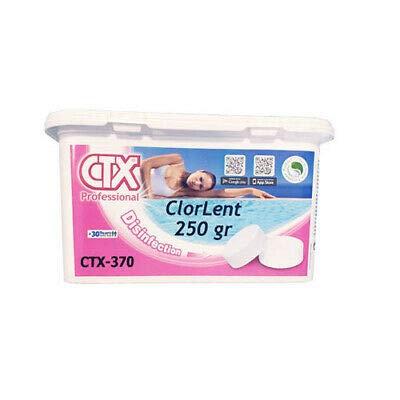 CTX ClorLent Tricloro Pastiglie 250gr 1Kg