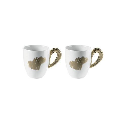 Guzzini 11420039 Love Set 2 Mug