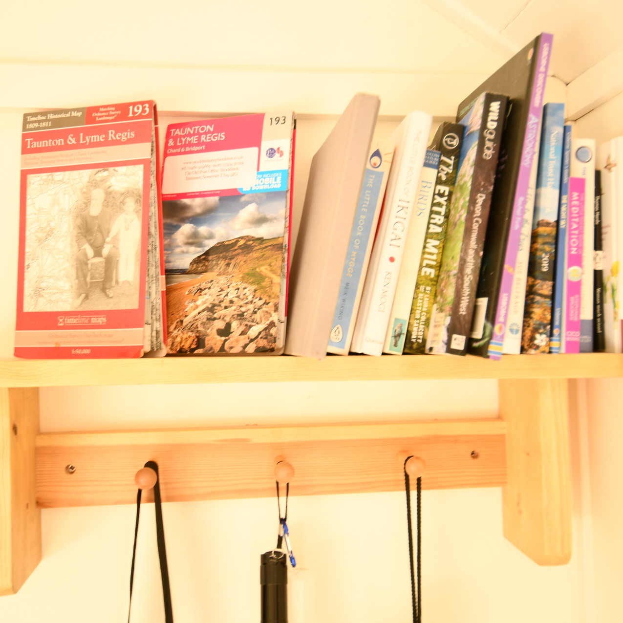 books and maps