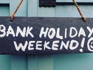 Happy Bank Holiday