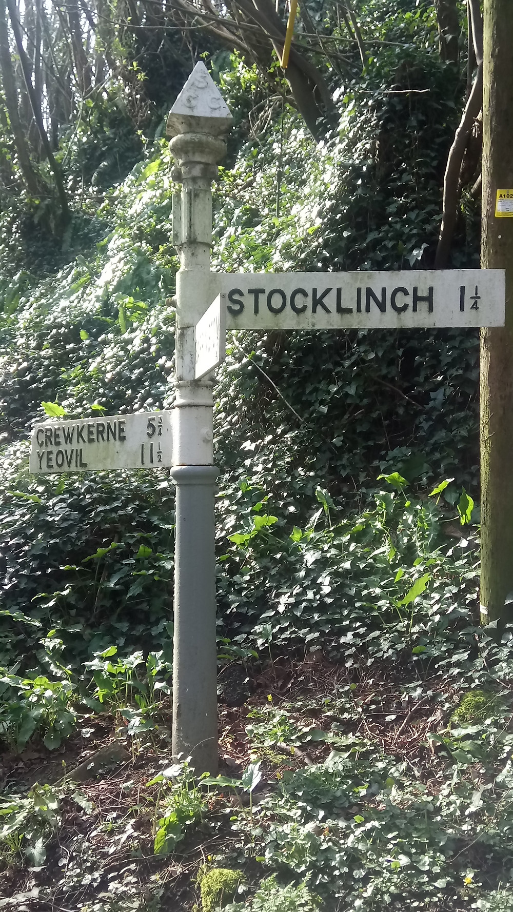 All roads lead to Stocklinch