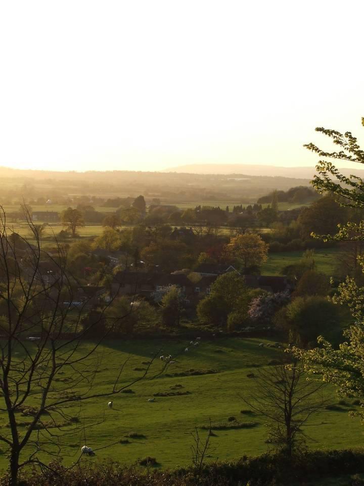 Somerset views
