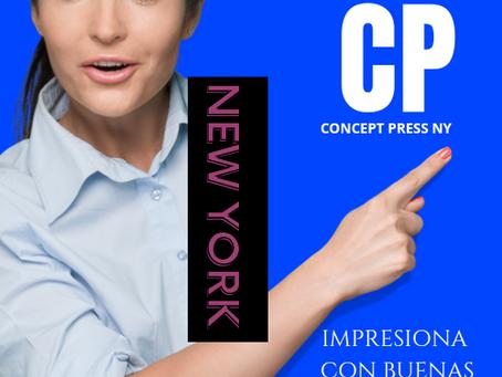¿Cómo conseguir impresionar al cliente con un buen material impreso?
