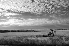Pumpjack, Osage County, OK