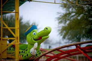Gator ride