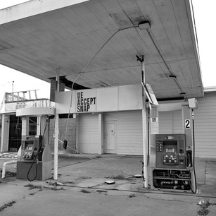 Broad Street gas station, Lake Charles