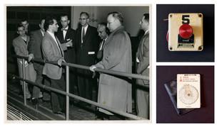 Arn - reactor items ca. 1958