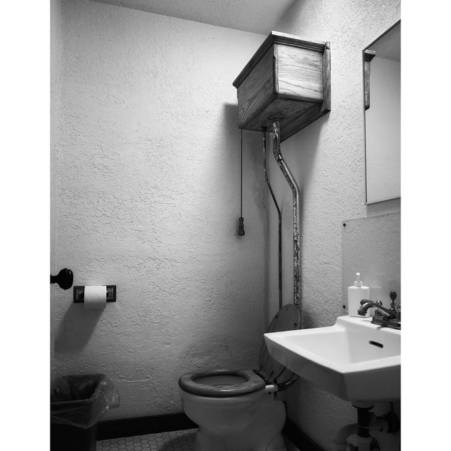 Bathroom at Sycamore Springs
