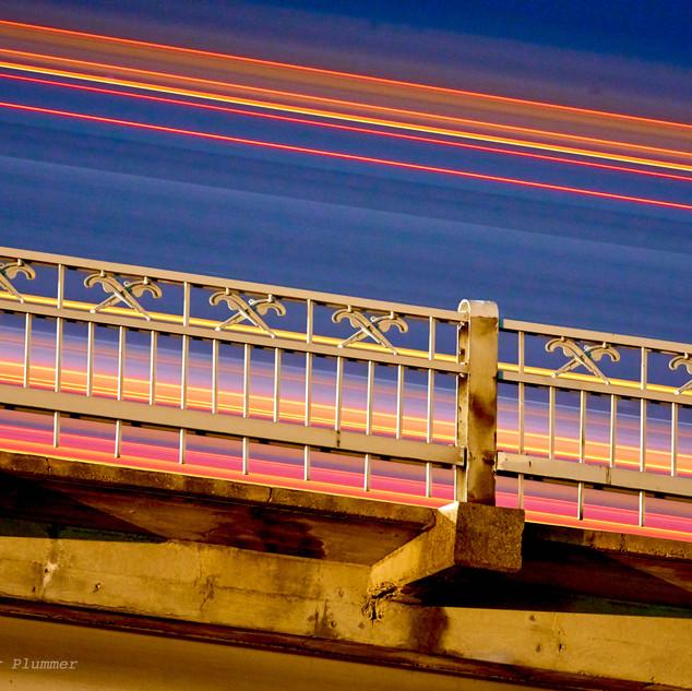 Pistol bridge, Lake Charles #03